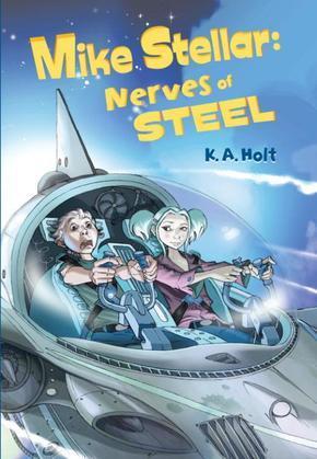Mike Stellar: Nerves of Steel