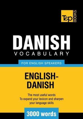 T&p English-Danish Vocabulary 3000 Words