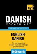 T&amp;P English-Danish vocabulary 3000 words