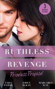 Ruthless Revenge: Priceless Proposal: The Sicilian's Surprise Wife / Secret Heiress, Secret Baby / Guardian to the Heiress (Mills & Boon M&B)