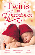Twins For Christmas: A Little Christmas Magic / Lone Star Twins / A Family This Christmas (Mills & Boon M&B)
