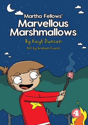 Martha Fellows' Marvellous Marshmallows