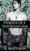 Paquete De 4 Tentáculo Gay