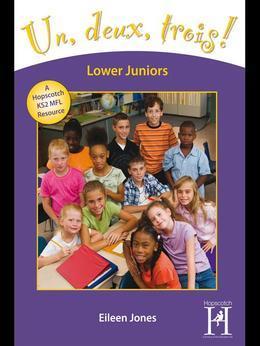 Un, deux, trois! Lower Juniors Years 3-4