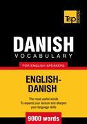 T&amp;P English-Danish vocabulary 9000 words