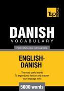 T&amp;P English-Danish vocabulary 5000 words