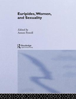 Euripides, Women and Sexuality