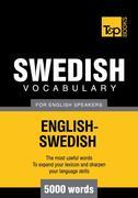 T&amp;P English-Swedish vocabulary 5000 words