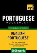 T&amp;P English-Portuguese vocabulary 7000 words