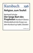 Der lange Bart des Propheten