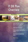 IT DR Plan Overview Third Edition