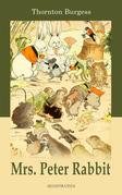 Mrs. Peter Rabbit (Illustrated)