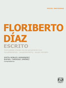 Floriberto Díaz. Escrito
