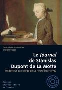 Le Journal de Stanislas Dupont de La Motte