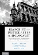 Searching for Justice After the Holocaust