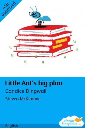 Little Ant's Big Plan