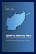 Afghanistan: Negotiating Peace