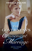 The Governess's Convenient Marriage (Mills & Boon Historical) (Debutantes in Paris, Book 2)