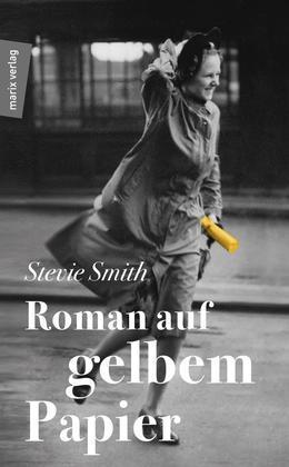 Roman auf gelbem Papier