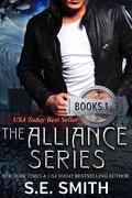 The Alliance Boxset Books 1-3