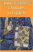 John Tzetzes' Chiliades in English