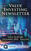2018 12 Value Investing Newsletter by Quant Investing / Dein Aktien Newsletter / Your Stock Investing Newsletter