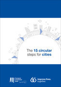 The 15 circular steps for cities