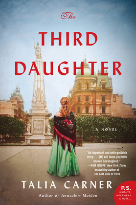 Image de couverture (The Third Daughter)