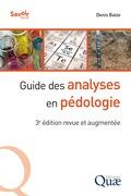 Guide des analyses en pédologie