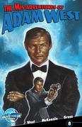 Mis-Adventures of Adam West #8: Volume 2