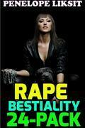 Rape Bestiality 24-Pack