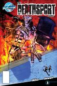 Roger Corman Presents: The Deathsport Games #3