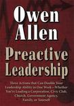 Preactive Leadership