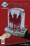 Lionsgate Presents: Warlock #4