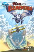Ray Harryhausen Presents: War of the Elementals #1