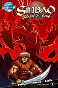 Sinbad Rogue of Mars #1: Volume 2