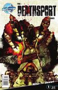 Roger Corman Presents: The Deathsport Games #1