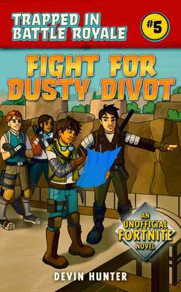 Fight for Dusty Divot
