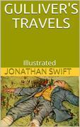 Gulliver's Travels - Illustrated