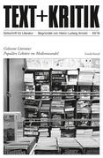 TEXT + KRITIK Sonderband - Gelesene Literatur