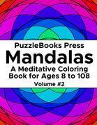 PuzzleBooks Press Mandalas - Volume 2