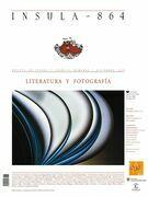 Literatura y fotografía (Ínsula n° 864, diciembre de 2018)