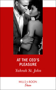 At The Ceo's Pleasure (Mills & Boon Desire) (The Stewart Heirs, Book 1)