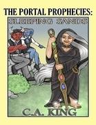 The Portal Prophecies: Sleeping Sands