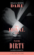 My Royal Sin: My Royal Sin (Arrogant Heirs) / Playing Dirty (Mills & Boon Dare)