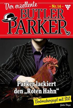 Der exzellente Butler Parker 14 – Kriminalroman