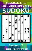 PuzzleBooks Press Sudoku – Volume 7