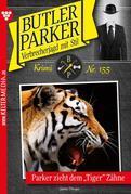 Butler Parker 155 – Kriminalroman