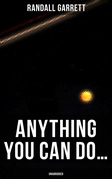 Anything You Can Do… (Unabridged)