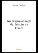 Grands personnages de l'histoire de France
